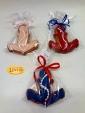 Μπισκότα από ζαχαρόπαστα (για βάπτιση, παιδικά πάρτυ)