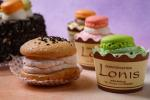 Macaron & παστάκια διάφορα