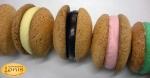 Macaron (μακαρόν) διάφορες γεύσεις