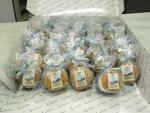 Macaron (μακαρόν) πουγκί για βάφτιση σε 19 γεύσεις και διάφορα σχέδια