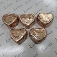 Σοκολατάκια - Καρδιά Πραλίνα
