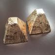 Σοκολατάκια - Πυραμίδα Πραλίνα