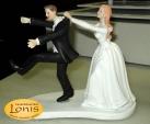 Φιγούρες για τούρτες γάμου